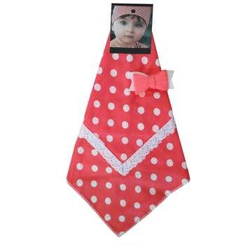 دستمال سر دخترانه مدل نیلا کد 008 تک سایز