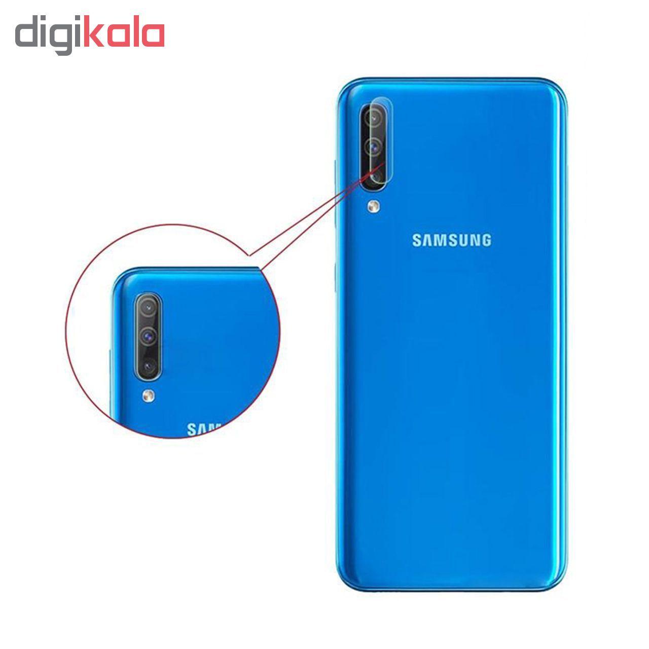 محافظ لنز دوربین مدل G-002 مناسب برای گوشی موبایل سامسونگ Galaxy A50 main 1 1