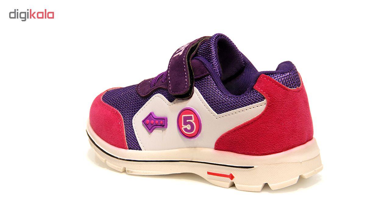 کفش مخصوص پیاده روی دخترانه اسپرت کد 281