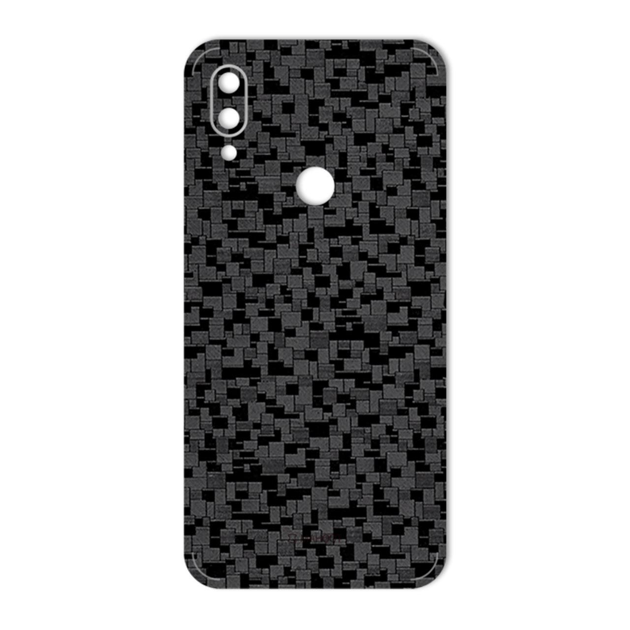 برچسب پوششی ماهوت طرح Silicon-Texture مناسب برای گوشی موبایل شیائومی Redmi 7