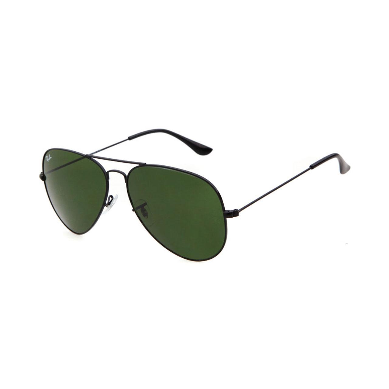 عینک آفتابی مردانه مدل Aviator Matte Metal