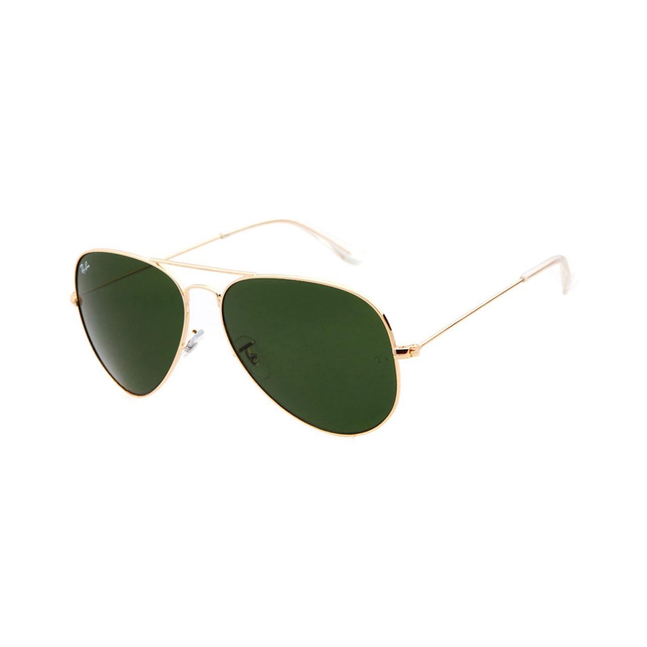 عینک آفتابی مردانه مدل Aviator Large Metal