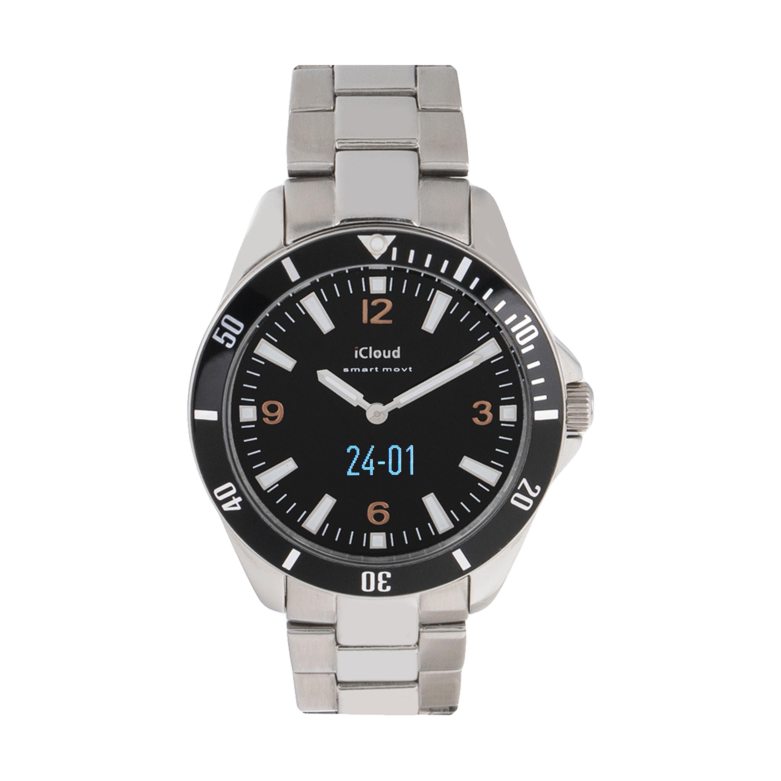 ساعت هوشمند آی کلود مدل Smart Movt-1