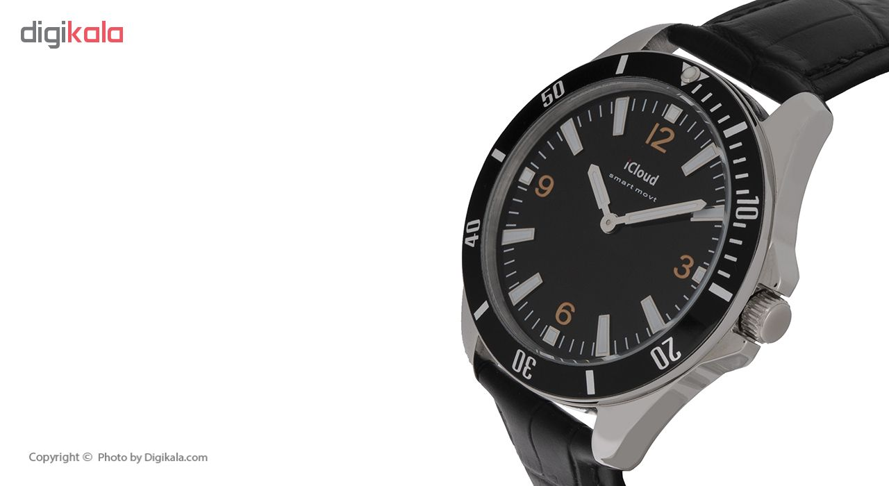 ساعت هوشمند آی کلود مدل Smart Movt-3