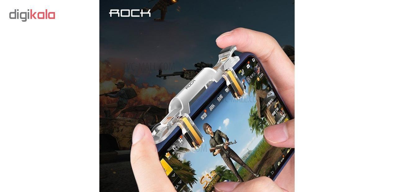 دسته بازی راک مدل RPH0871 مناسب برای گوشی موبایل thumb 2 1