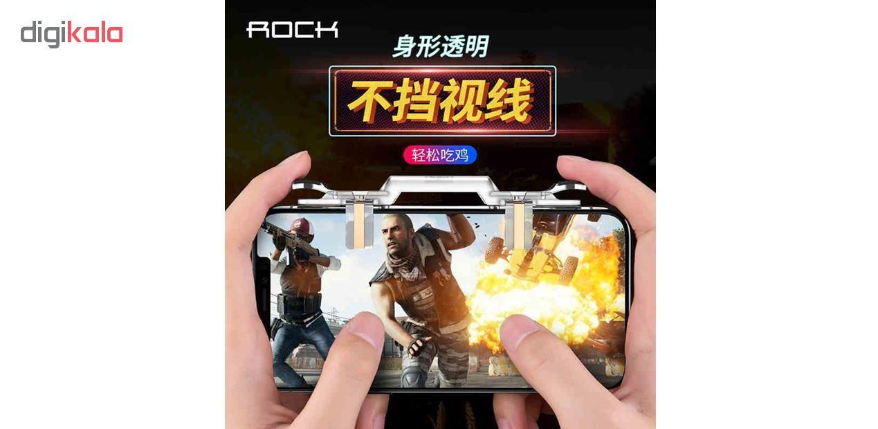 دسته بازی راک مدل RPH0871 مناسب برای گوشی موبایل thumb 2 5