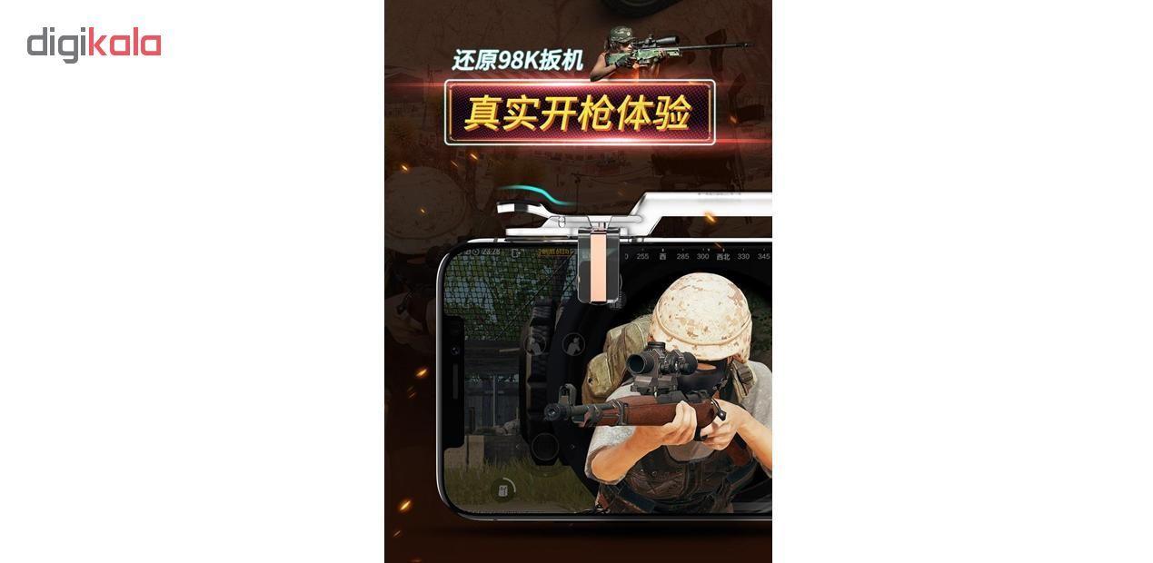 دسته بازی راک مدل RPH0871 مناسب برای گوشی موبایل thumb 2 7