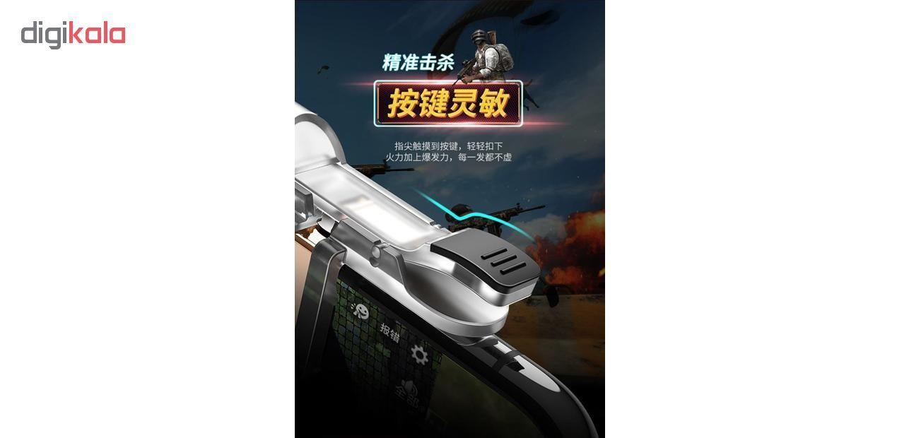 دسته بازی راک مدل RPH0871 مناسب برای گوشی موبایل thumb 2 8