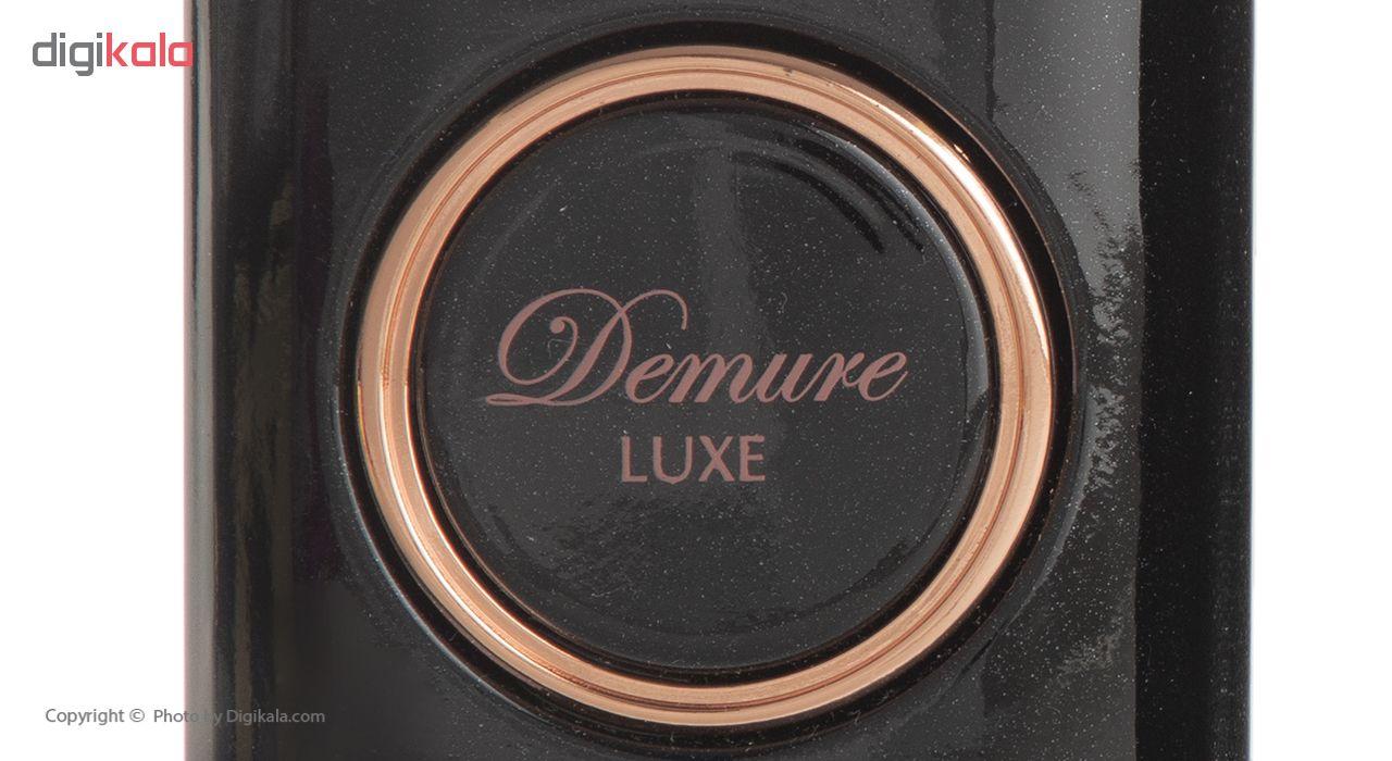 ادو پرفیوم زنانه فراگرنس ورد مدل Demure Luxe حجم 100 میلی لیتر