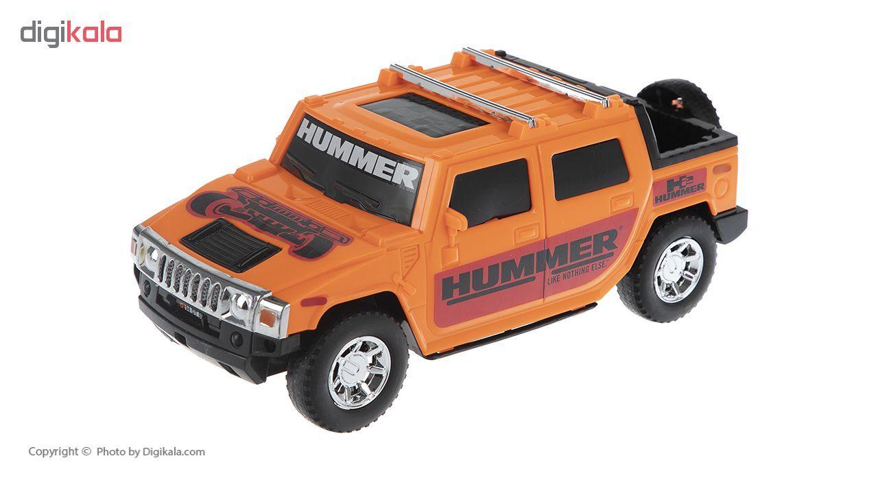 ماشین جیپ هامر اسباب بازی دورج توی مدل Hummer main 1 1