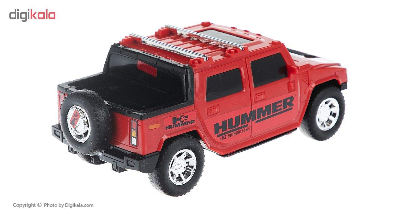 ماشین جیپ هامر اسباب بازی دورج توی مدل Hummer main 1 8