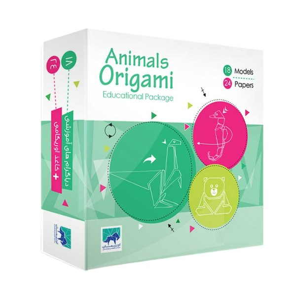 اوریگامی اوریمان مدل حیوانات