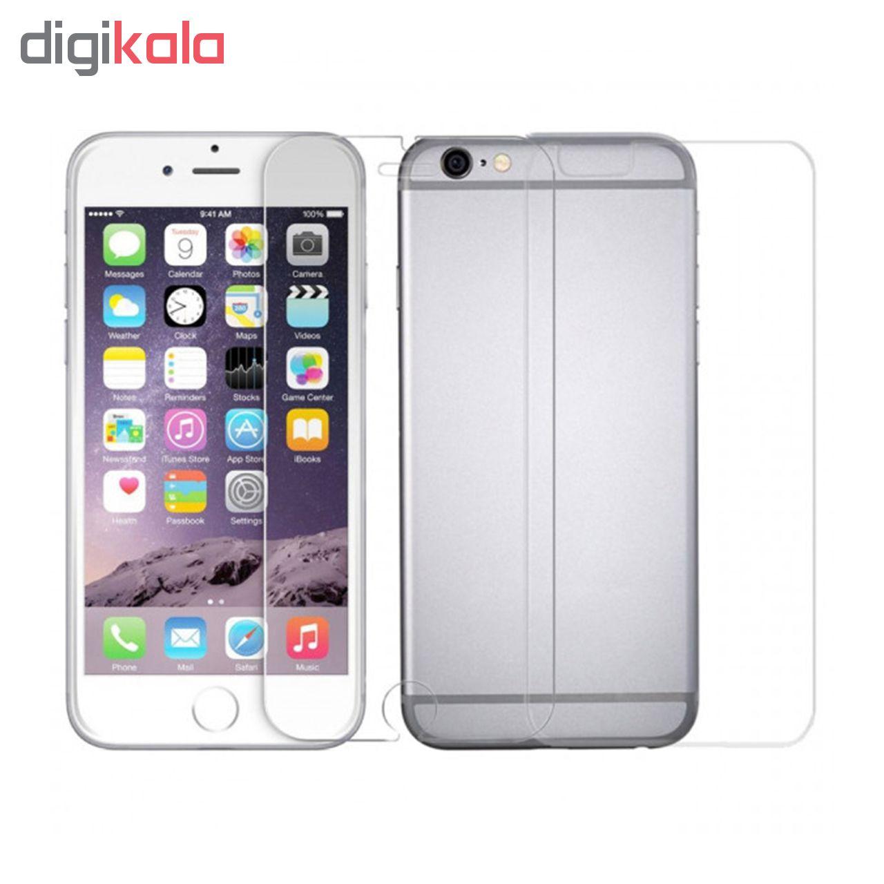 محافظ صفحه نمایش و پشت گوشی مدل TP-01 مناسب برای گوشی موبایل اپل  iPhone 6 plus/6s plus main 1 1