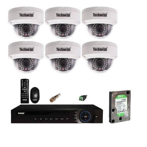 سیستم امنیتی تکنوتل کد 5500