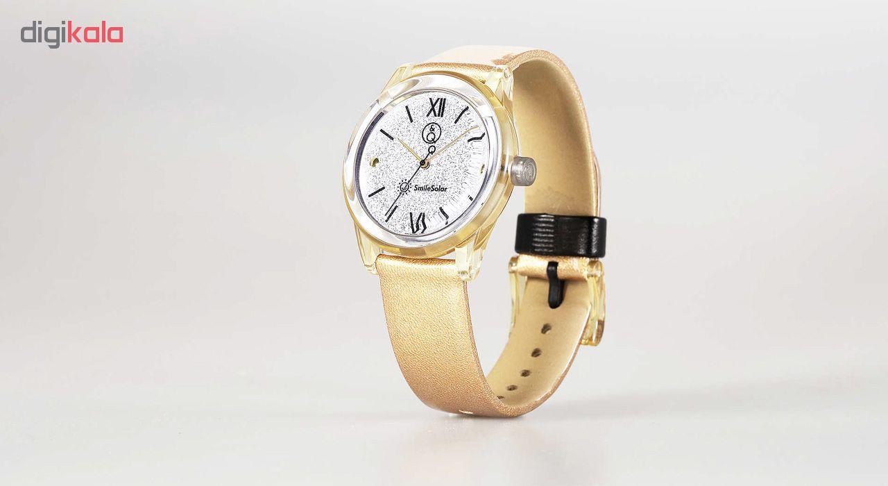 ساعت مچی عقربه ای زنانه کیو اند کیو مدل RP18J005Y              ارزان