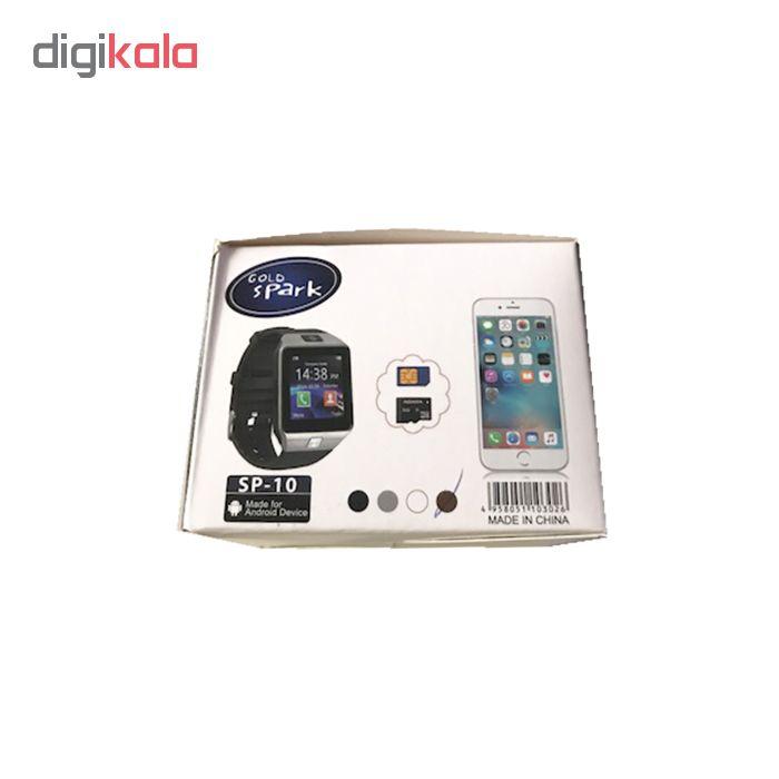 ساعت هوشمند اسپارک مدل DZ09