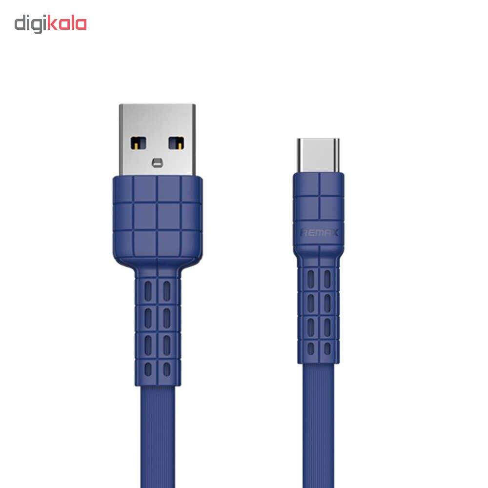 کابل تبدیل USB به USB-C ریمکس مدل RC-116a طول 1 متر main 1 1