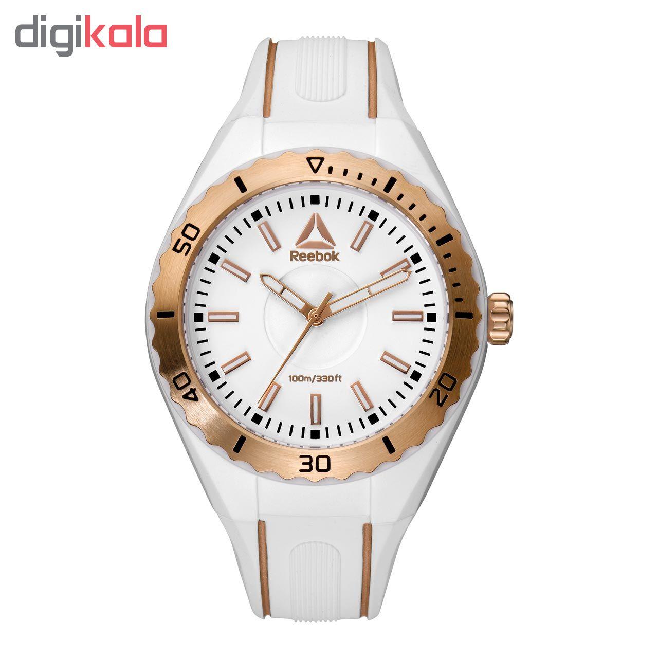خرید ساعت مچی عقربه ای مردانه ریباک مدل RD-EMO-L2-PWIW-W3