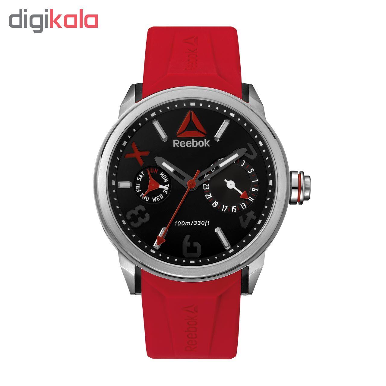 ساعت مچی عقربه ای مردانه ریباک مدل RD-FLA-G5-S1IR-BR