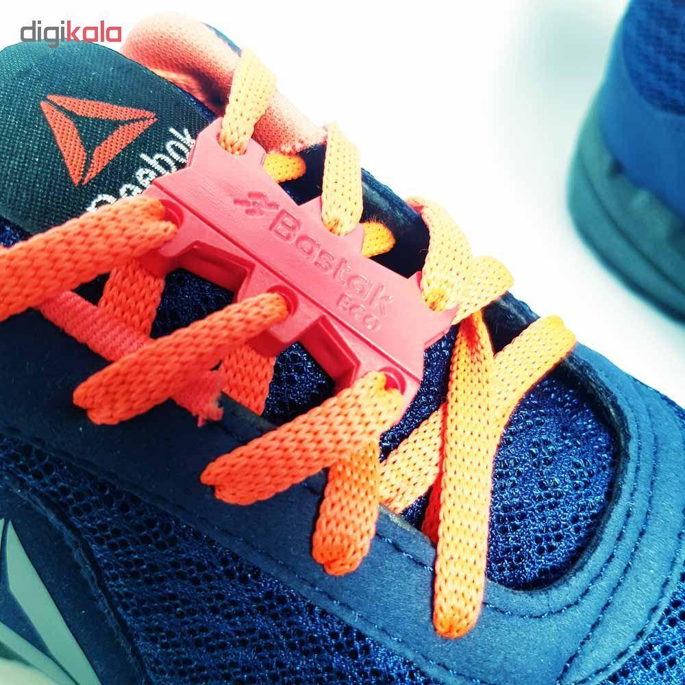 بند کفش مغناطیسی بستاک مدل اِکو E110 رنگ نقره ای main 1 8