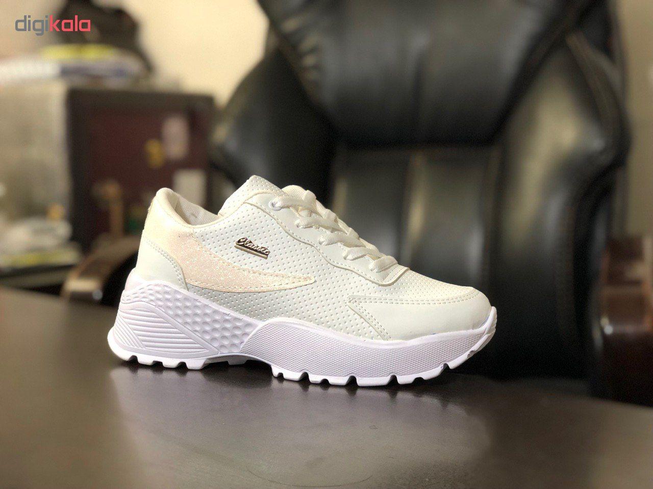 کفش مخصوص پیاده روی زنانه مدل کلاسیک کد 02