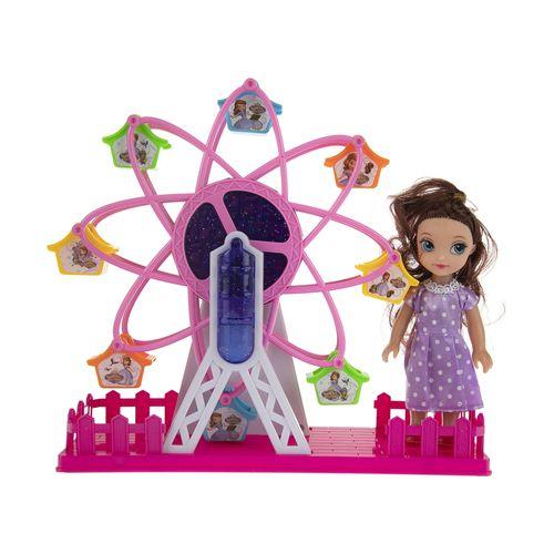 چرخ و فلک اسباب بازی مدل Sofia