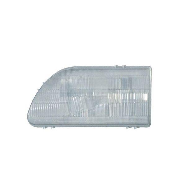 طلق چراغ جلو چپ کد B12254 مناسب برای پراید