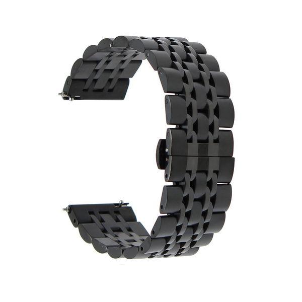 بند مدل Longiness به همراه کیف نگهداری ساعت مناسب برای ساعت های هوشمند  Gear S3 / Galaxy Watch 46mm