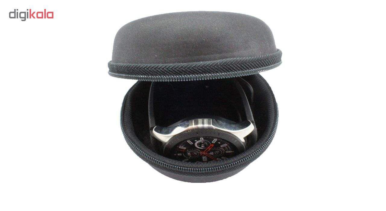 بند مدل Longiness به همراه کیف نگهداری ساعت مناسب برای ساعت های هوشمند  Gear S3 / Galaxy Watch 46mm main 1 5