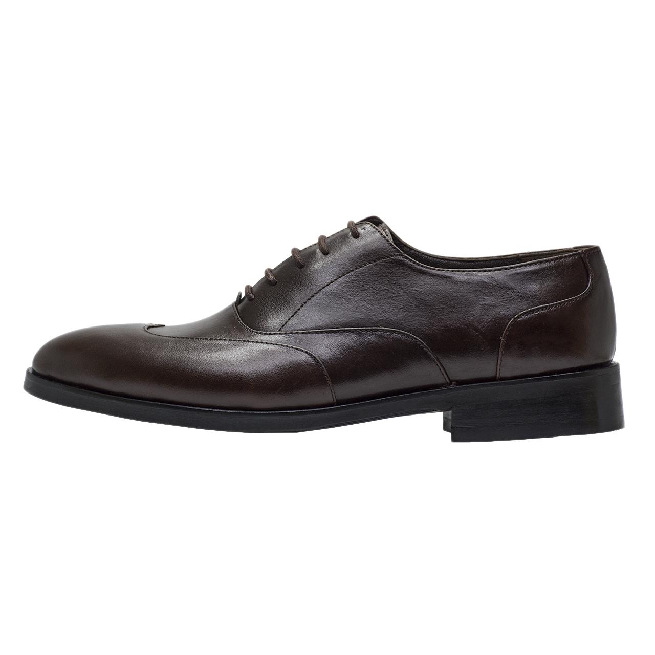 کفش مردانه رسا چرم کد 132