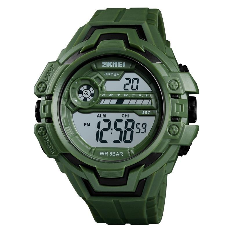 قیمت و خرید                      ساعت مچی دیجیتال مردانه اسکمی مدل 1383army