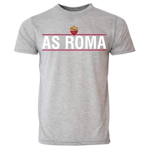 تیشرت ورزشی مردانه طرح آ اس رما مدل 8A2 رنگ طوسی