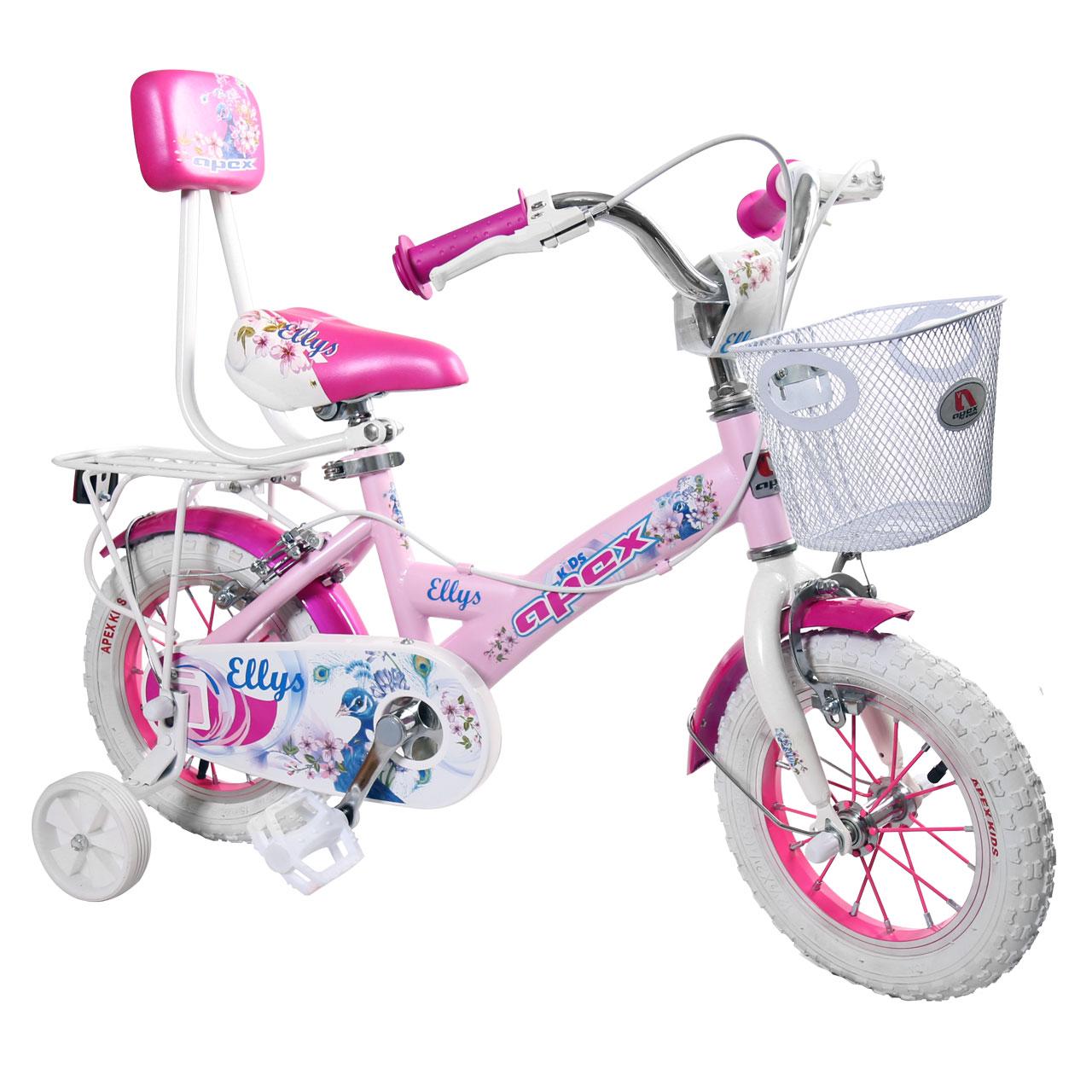 دوچرخه اپکس مدل Ellys PK سایز 12