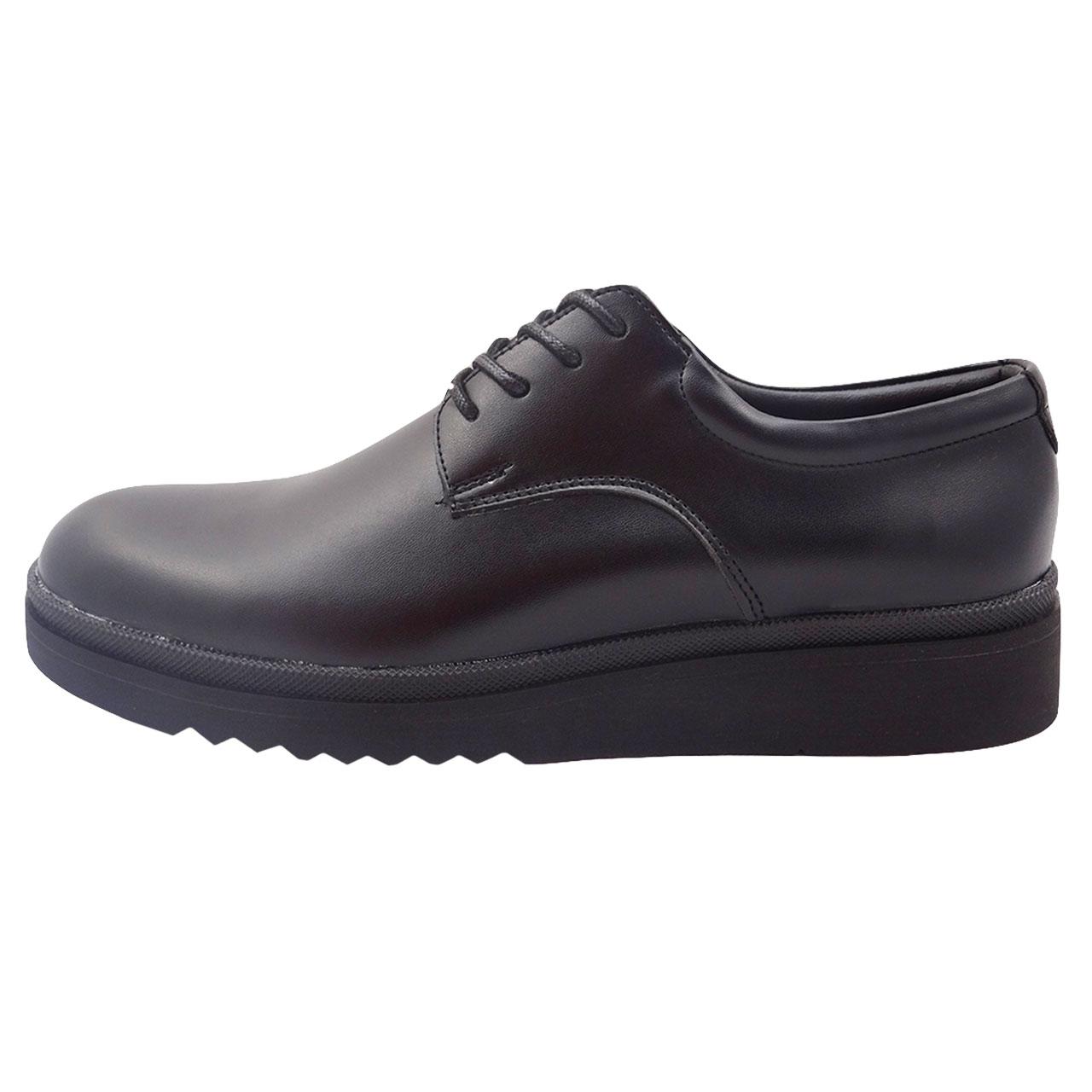 قیمت کفش چرمی مردانه کد A11