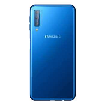 محافظ لنز دوربین مدل G-002 مناسب برای گوشی موبایل سامسونگ Galaxy A7 2018