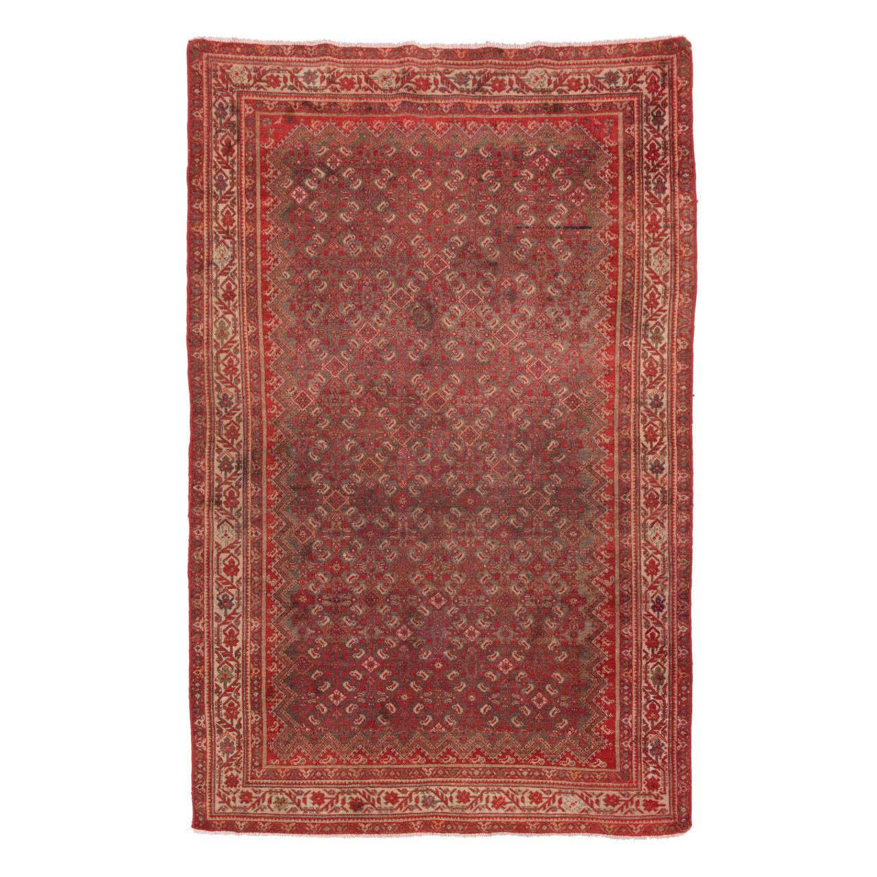 فرش دستباف قدیمی سه متری سی پرشیا کد 170010