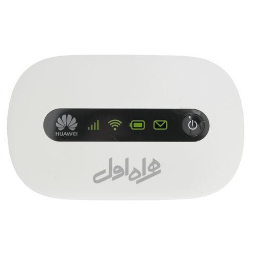 مودم روتر 3G  قابل حمل هوآوی مدل e5220S-HamrahAval