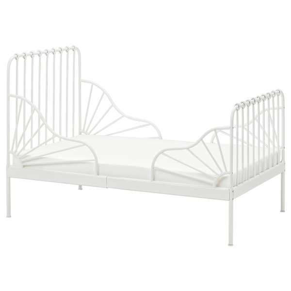 تخت خواب کودک ایکیا مدل MINNEN-extendable