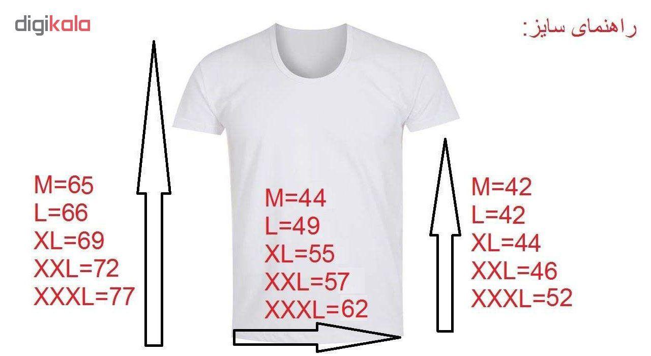 زیرپوش نخی مردانه مدل 9826  main 1 3