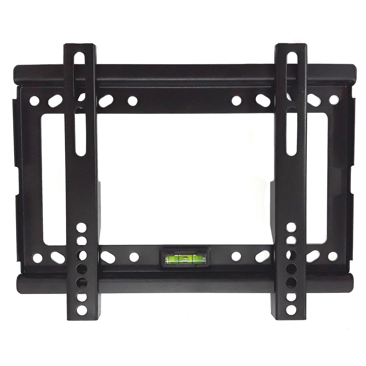 پایه دیواری سیلترون مدل LF LCD 31 مناسب برای تلویزیون های  14 تا 42 اینچی