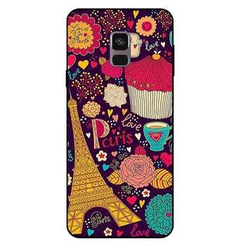 کاور کی اچ کد 1456 مناسب برای گوشی موبایل سامسونگ Galaxy A8 2018