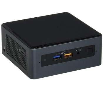 تصویر کامپیوتر کوچک اینتل مدل NUC8i3BEH-D Intel NUC8i3BEH-D Mini PC