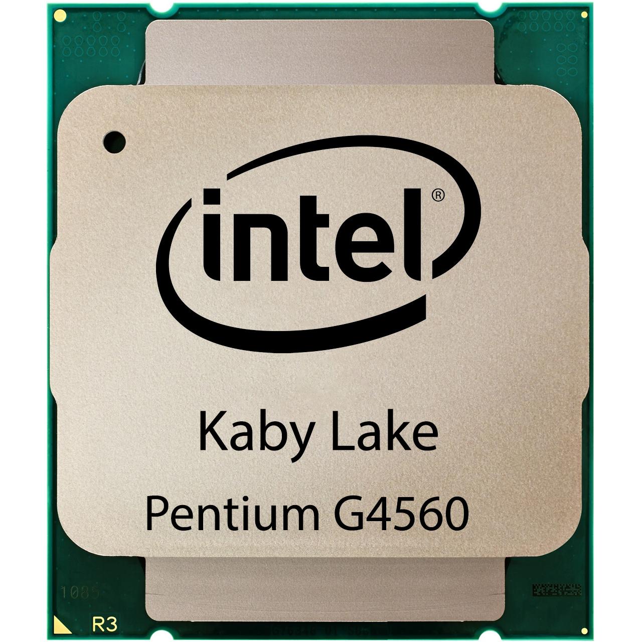 پردازنده مرکزی اینتل سری Kaby Lake مدل Pentium G4560 thumb