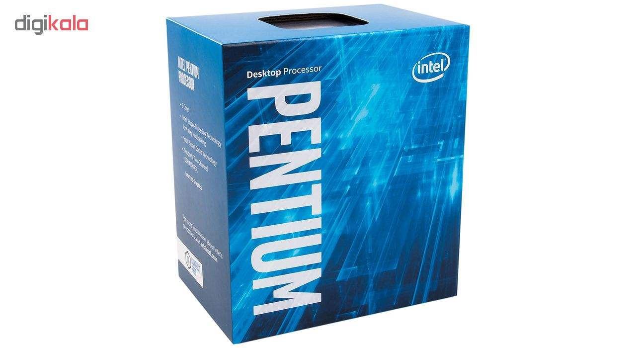 پردازنده مرکزی اینتل سری Kaby Lake مدل Pentium G4560 main 1 2