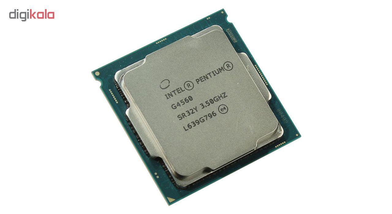 پردازنده مرکزی اینتل سری Kaby Lake مدل Pentium G4560 main 1 3