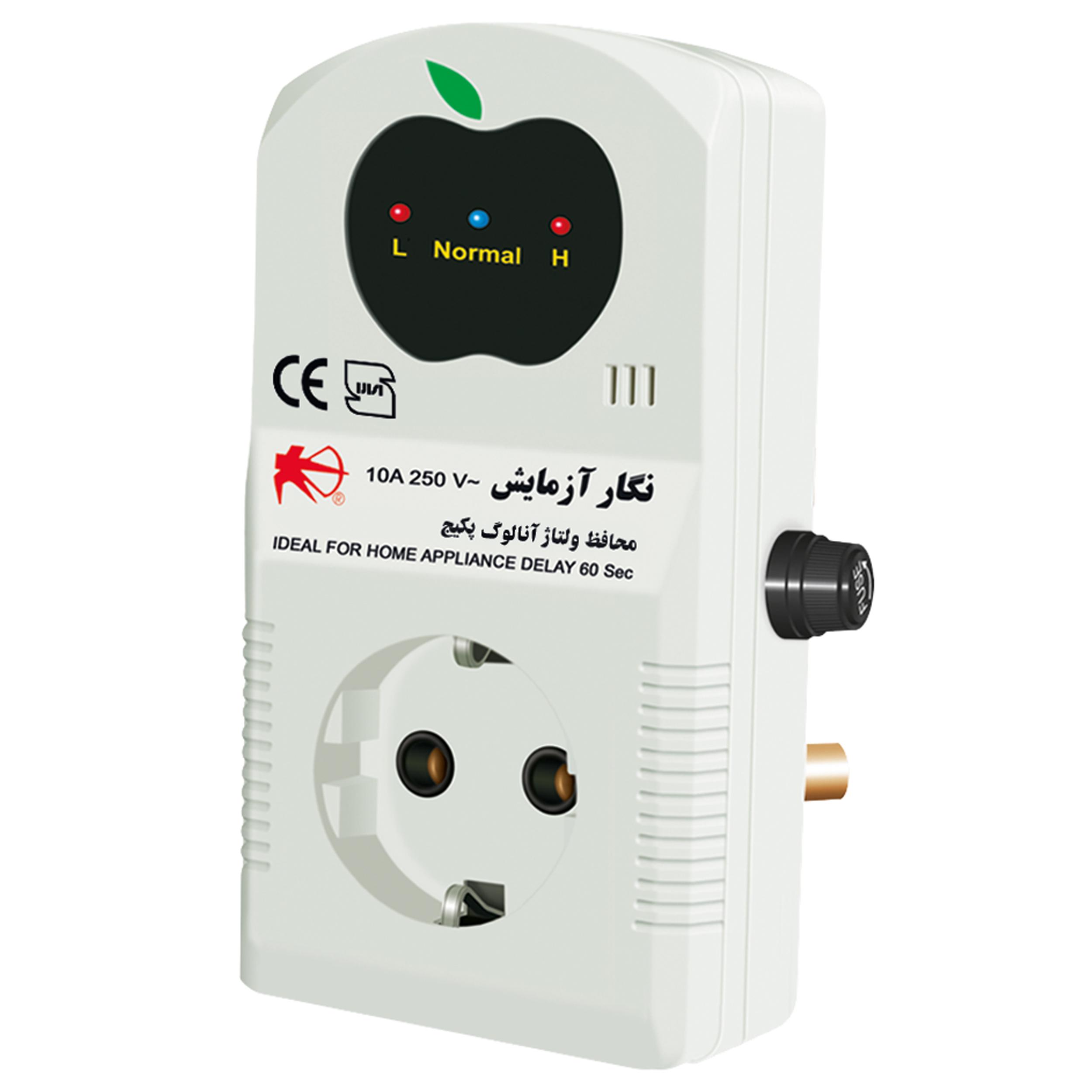 خرید اینترنتی محافظ ولتاژ نگارآزمایش مدل ALMA 2500PA اورجینال
