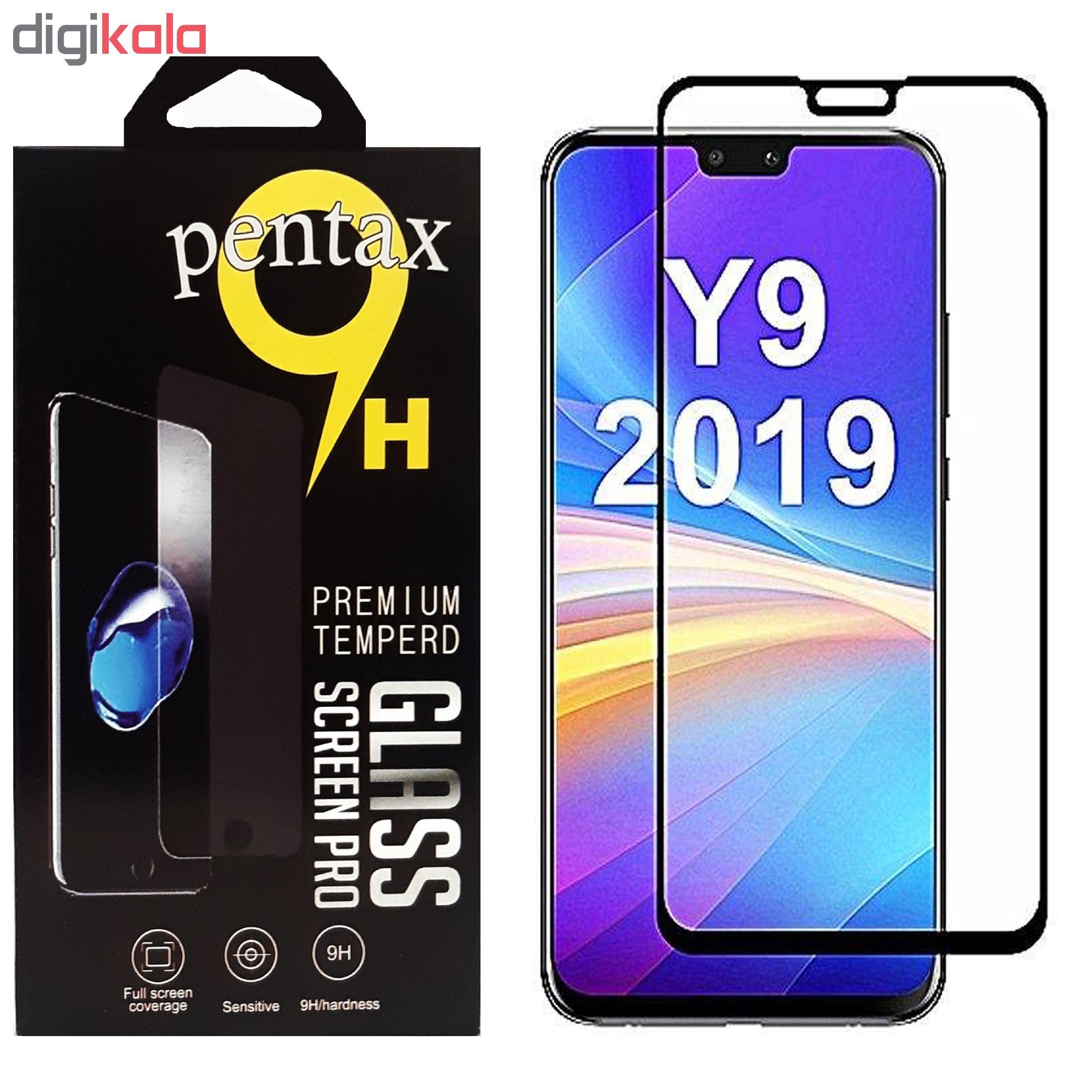 محافظ صفحه نمایش پنتاکس مدل TMP مناسب برای گوشی موبایل هوآوی y9 2019 main 1 1