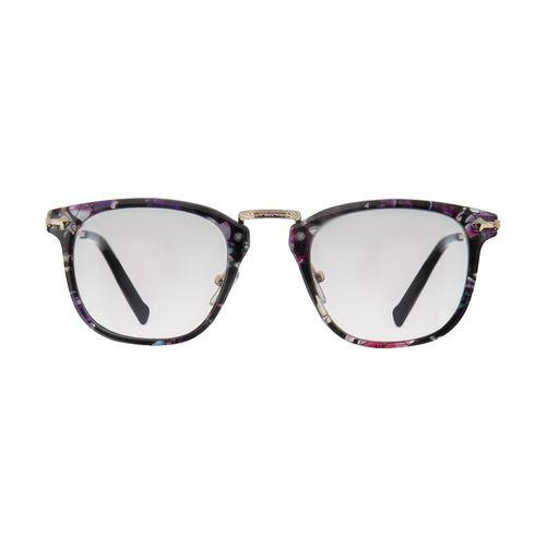 فریم عینک طبی زنانه مدل Transparent Flower 2924C6