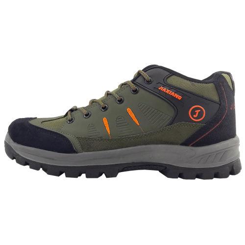 کفش کوهنوردی مردانه جیاکسیانگ مدل Jax tnd.gree.-01