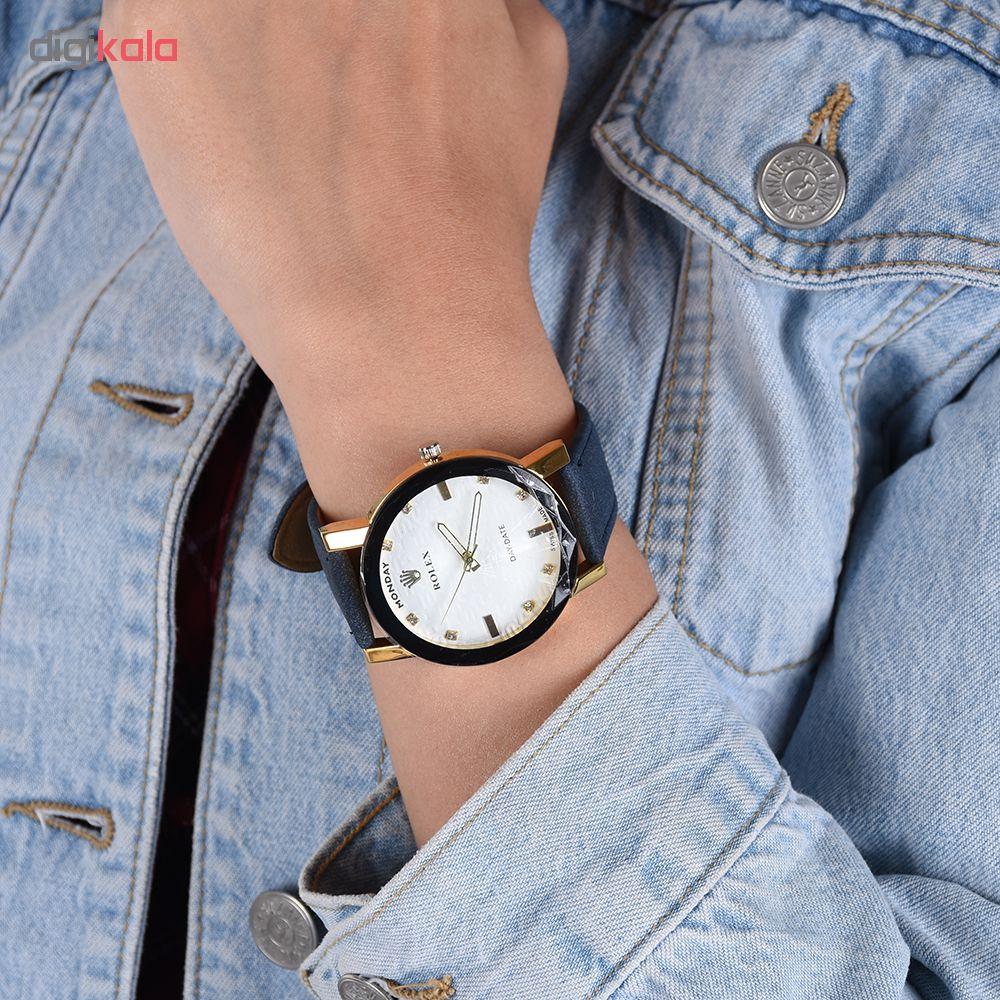 ساعت زنانه برند مدل 225 b